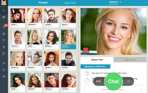 Meetville Android Tablet dating-singles-meetville-matchmaking