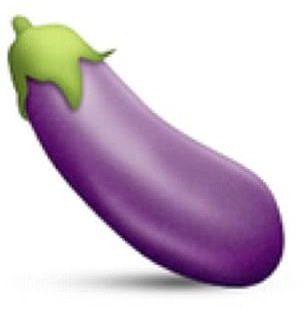 eggplant emiji chat