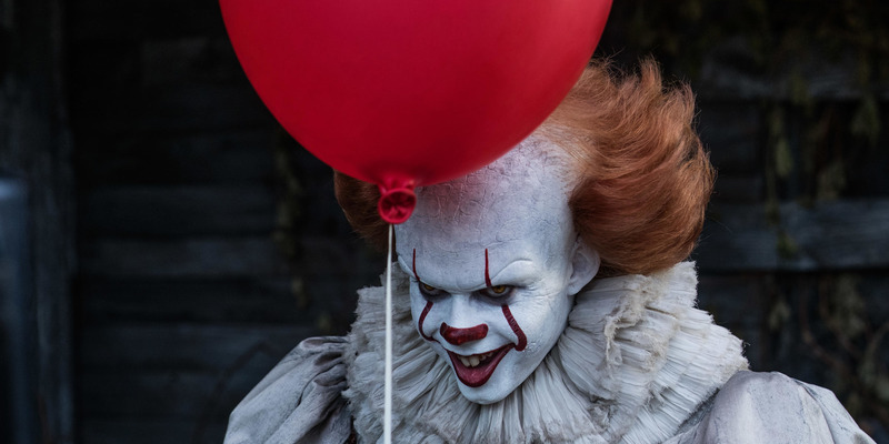 Pennywise It clown costume