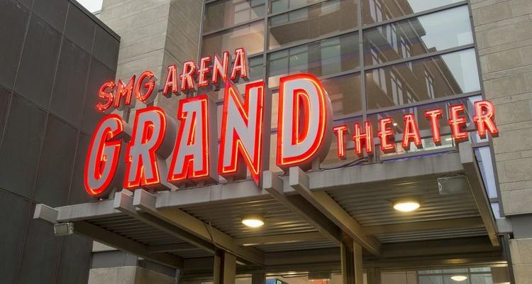 Grand Theatre movie night