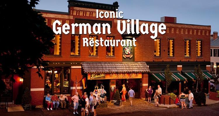 german village date night