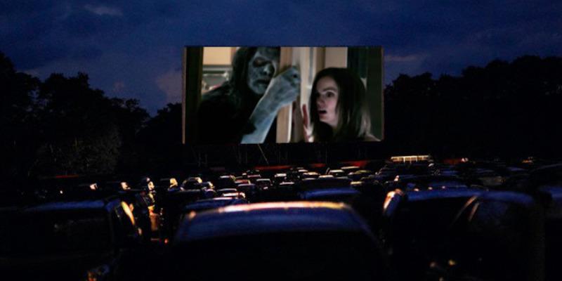 drive-in theater halloween date ideas