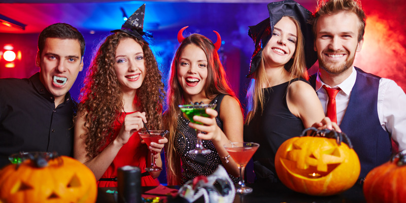 party halloween date ideas