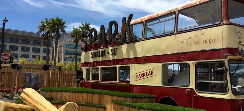 spark social food San Fransisco date ideas