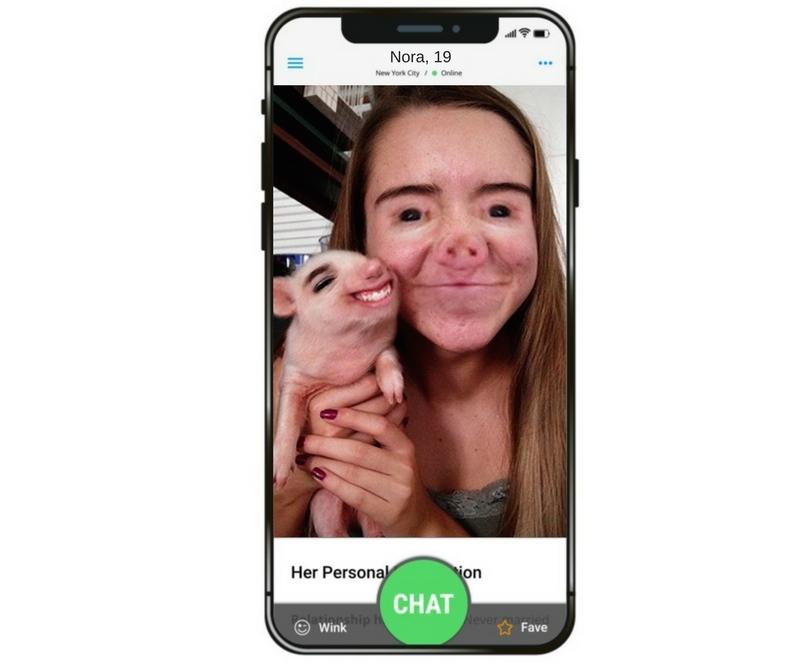 snapchat girl dating profile photos