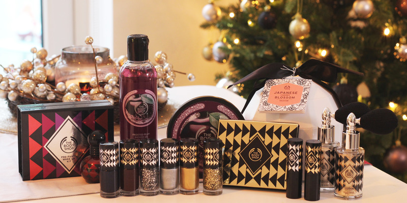 christmas gifts body products