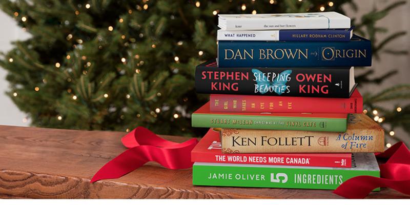 christmas gift books
