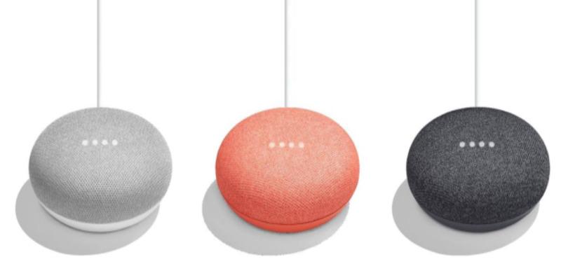google home mini christmas gift