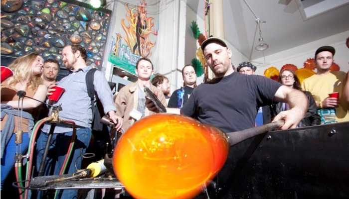 Seattle Glassblowing Studio and Gallery