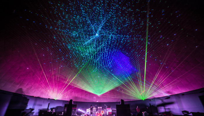 laser dome seattle