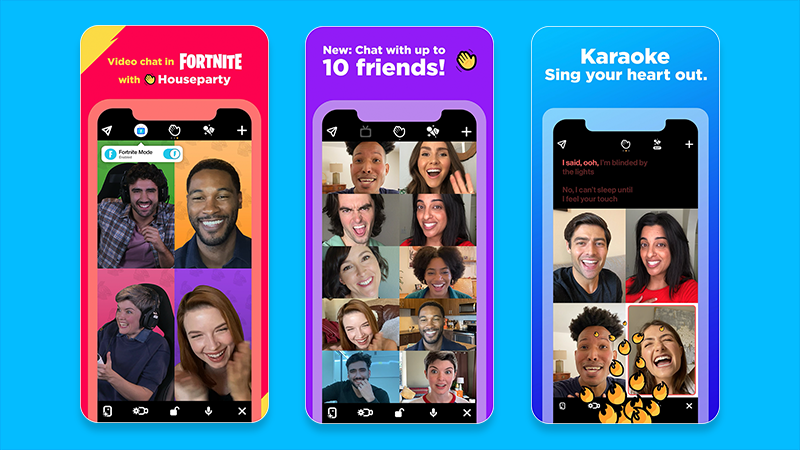 Houseparty dating app