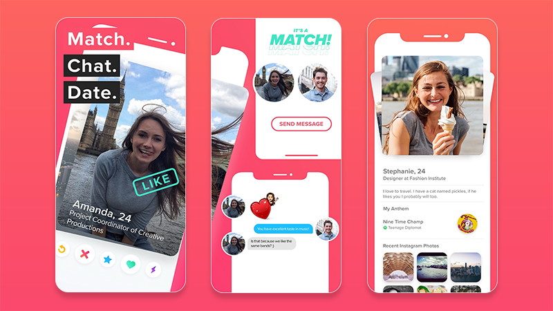 Tinder Dating App